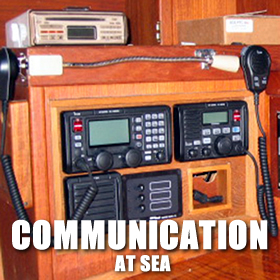 communication at sea